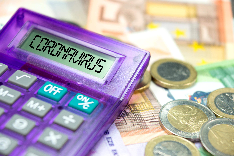 Gevolgen coronavirus voor de financiën